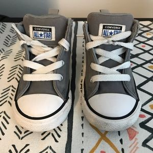 Toddler Converse Hightop Sneakers